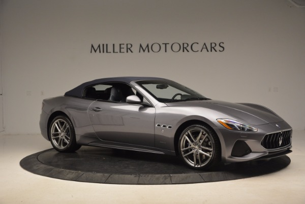 New 2018 Maserati GranTurismo Sport Convertible for sale Sold at Maserati of Westport in Westport CT 06880 19