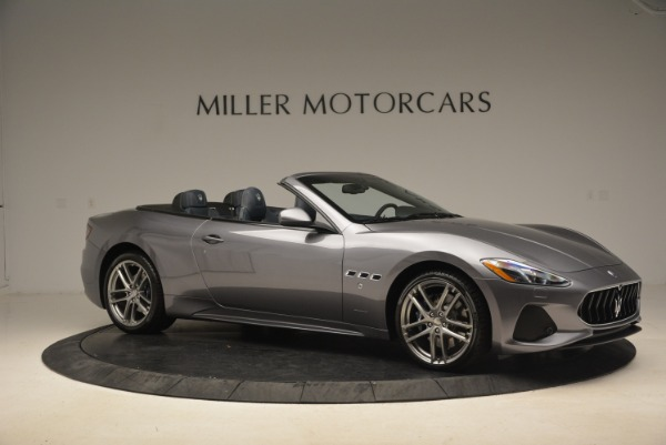 New 2018 Maserati GranTurismo Sport Convertible for sale Sold at Maserati of Westport in Westport CT 06880 20