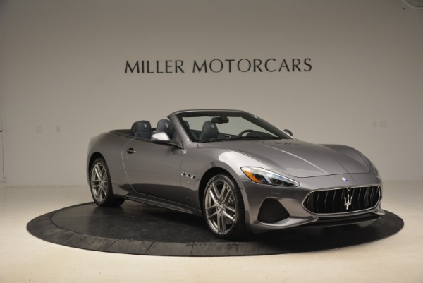 New 2018 Maserati GranTurismo Sport Convertible for sale Sold at Maserati of Westport in Westport CT 06880 22