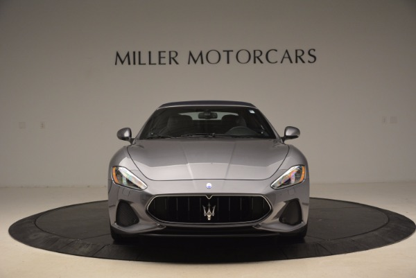New 2018 Maserati GranTurismo Sport Convertible for sale Sold at Maserati of Westport in Westport CT 06880 23