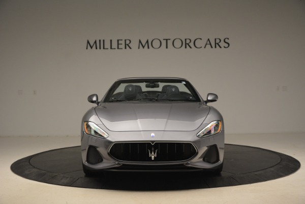 New 2018 Maserati GranTurismo Sport Convertible for sale Sold at Maserati of Westport in Westport CT 06880 24