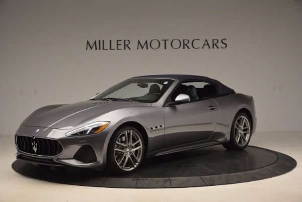 New 2018 Maserati GranTurismo Sport Convertible for sale Sold at Maserati of Westport in Westport CT 06880 4