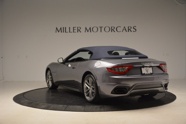 New 2018 Maserati GranTurismo Sport Convertible for sale Sold at Maserati of Westport in Westport CT 06880 9