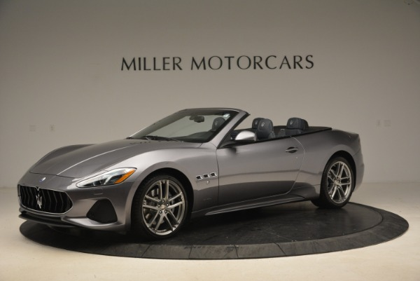 New 2018 Maserati GranTurismo Sport Convertible for sale Sold at Maserati of Westport in Westport CT 06880 1