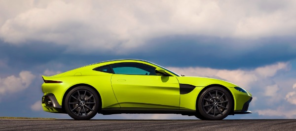 New 2019 Aston Martin Vantage for sale Sold at Maserati of Westport in Westport CT 06880 2