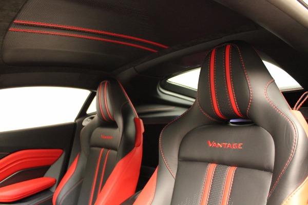 New 2019 Aston Martin Vantage for sale Sold at Maserati of Westport in Westport CT 06880 26