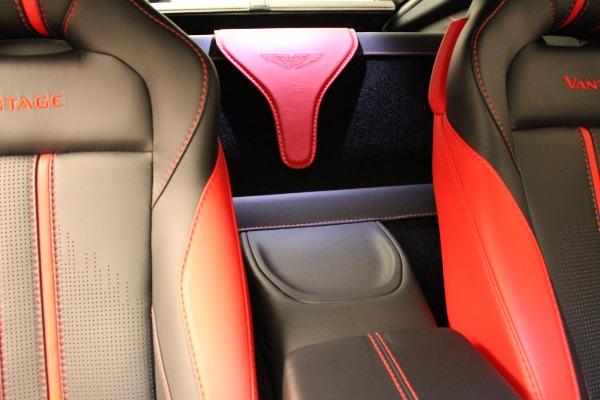New 2019 Aston Martin Vantage for sale Sold at Maserati of Westport in Westport CT 06880 28