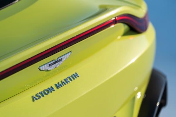 New 2019 Aston Martin Vantage for sale Sold at Maserati of Westport in Westport CT 06880 5