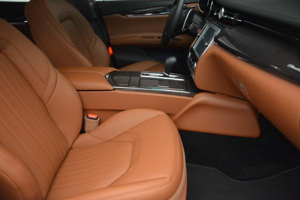 New 2016 Maserati Quattroporte S Q4 for sale Sold at Maserati of Westport in Westport CT 06880 18