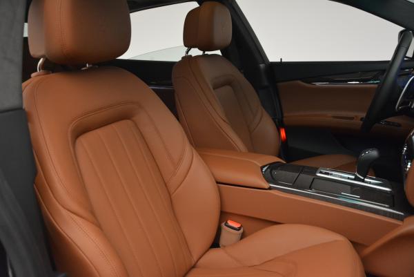 New 2016 Maserati Quattroporte S Q4 for sale Sold at Maserati of Westport in Westport CT 06880 19