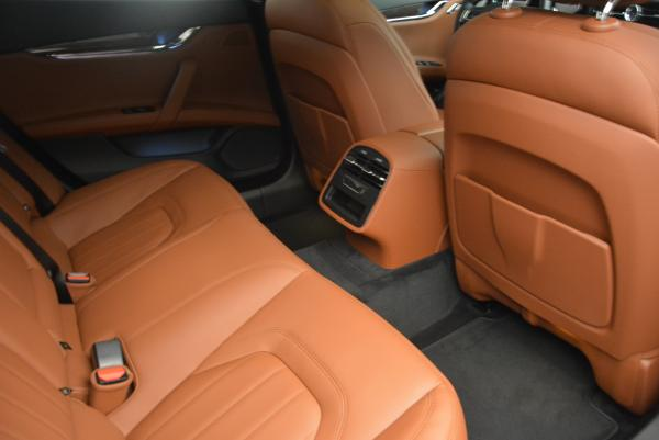 New 2016 Maserati Quattroporte S Q4 for sale Sold at Maserati of Westport in Westport CT 06880 21