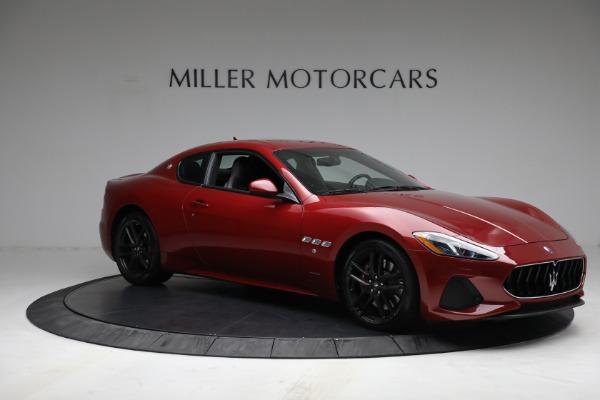 Used 2018 Maserati GranTurismo Sport for sale $94,900 at Maserati of Westport in Westport CT 06880 10