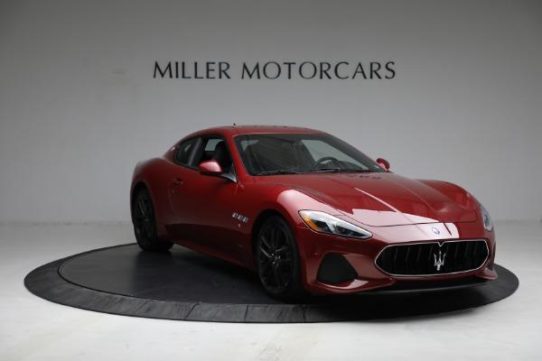 Used 2018 Maserati GranTurismo Sport for sale $94,900 at Maserati of Westport in Westport CT 06880 11