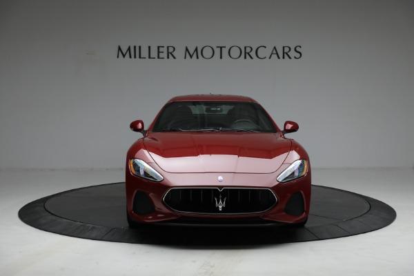 Used 2018 Maserati GranTurismo Sport for sale $94,900 at Maserati of Westport in Westport CT 06880 12