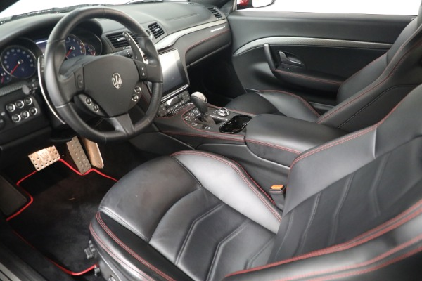 Used 2018 Maserati GranTurismo Sport for sale $94,900 at Maserati of Westport in Westport CT 06880 13