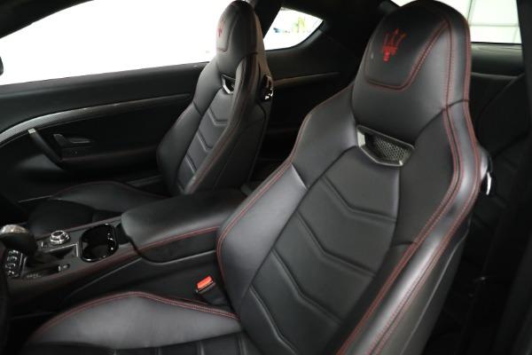 Used 2018 Maserati GranTurismo Sport for sale $94,900 at Maserati of Westport in Westport CT 06880 15