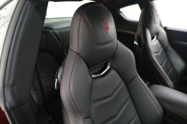 Used 2018 Maserati GranTurismo Sport for sale $94,900 at Maserati of Westport in Westport CT 06880 20