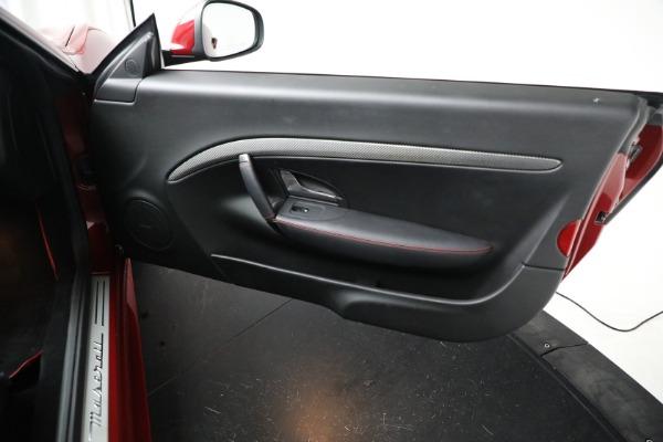 Used 2018 Maserati GranTurismo Sport for sale $94,900 at Maserati of Westport in Westport CT 06880 22