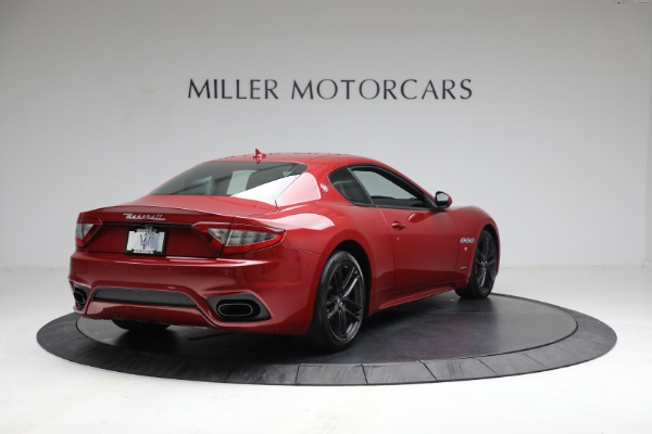 Used 2018 Maserati GranTurismo Sport for sale $94,900 at Maserati of Westport in Westport CT 06880 7