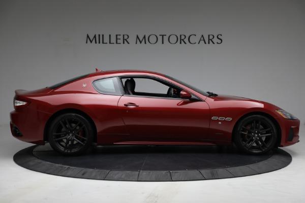 Used 2018 Maserati GranTurismo Sport for sale $94,900 at Maserati of Westport in Westport CT 06880 9