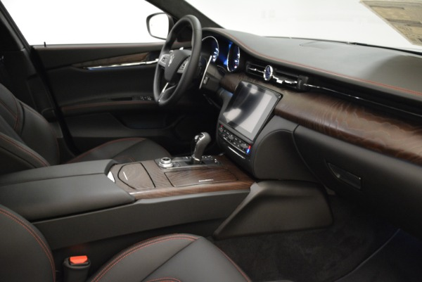 Used 2018 Maserati Quattroporte S Q4 GranLusso for sale Sold at Maserati of Westport in Westport CT 06880 20