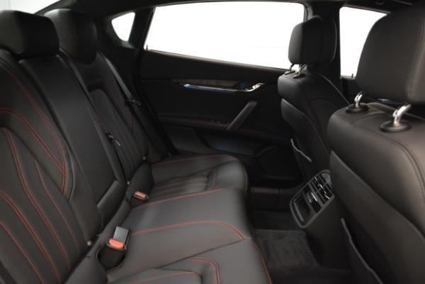 Used 2018 Maserati Quattroporte S Q4 GranLusso for sale Sold at Maserati of Westport in Westport CT 06880 24