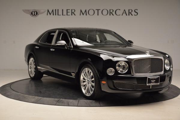Used 2016 Bentley Mulsanne for sale Sold at Maserati of Westport in Westport CT 06880 12