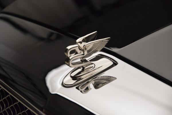 Used 2016 Bentley Mulsanne for sale Sold at Maserati of Westport in Westport CT 06880 16