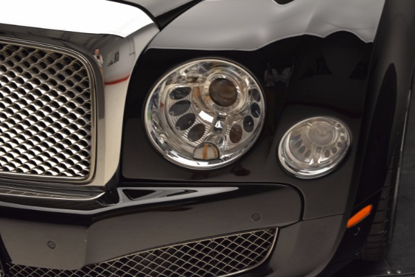 Used 2016 Bentley Mulsanne for sale Sold at Maserati of Westport in Westport CT 06880 17