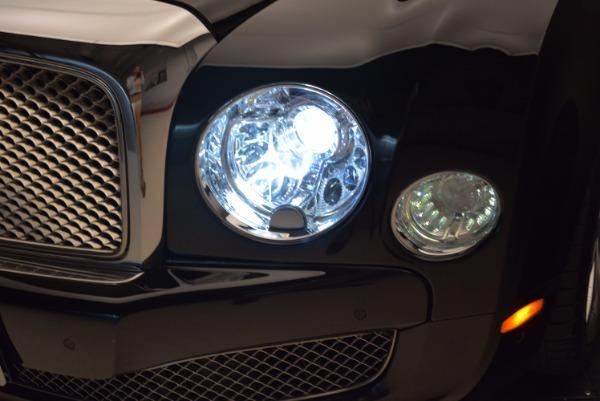 Used 2016 Bentley Mulsanne for sale Sold at Maserati of Westport in Westport CT 06880 18