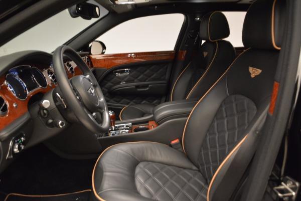 Used 2016 Bentley Mulsanne for sale Sold at Maserati of Westport in Westport CT 06880 26