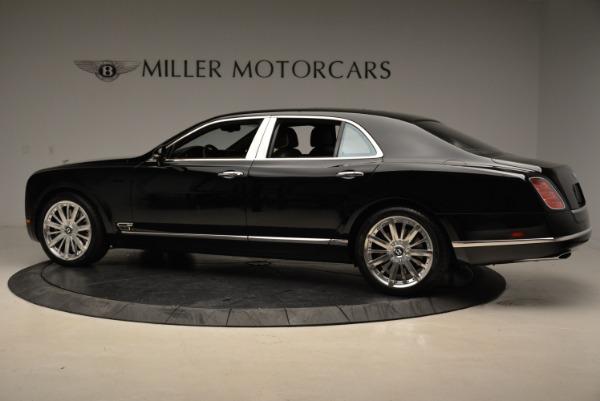 Used 2016 Bentley Mulsanne for sale Sold at Maserati of Westport in Westport CT 06880 5