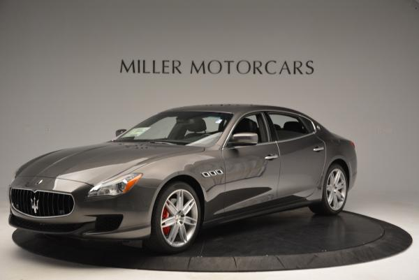New 2016 Maserati Quattroporte S Q4 for sale Sold at Maserati of Westport in Westport CT 06880 3