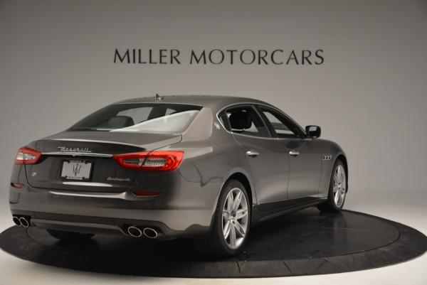 New 2016 Maserati Quattroporte S Q4 for sale Sold at Maserati of Westport in Westport CT 06880 8