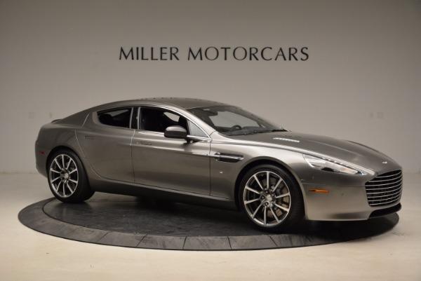 Used 2017 Aston Martin Rapide S Sedan for sale Sold at Maserati of Westport in Westport CT 06880 10