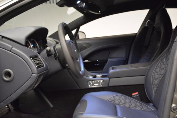 Used 2017 Aston Martin Rapide S Sedan for sale Sold at Maserati of Westport in Westport CT 06880 13