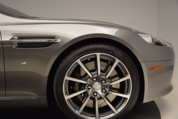 Used 2017 Aston Martin Rapide S Sedan for sale Sold at Maserati of Westport in Westport CT 06880 22