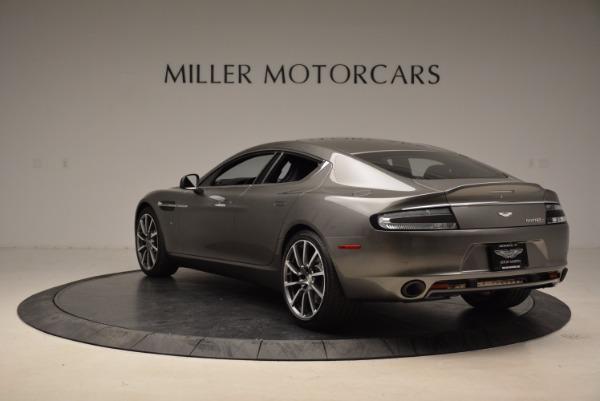 Used 2017 Aston Martin Rapide S Sedan for sale Sold at Maserati of Westport in Westport CT 06880 5