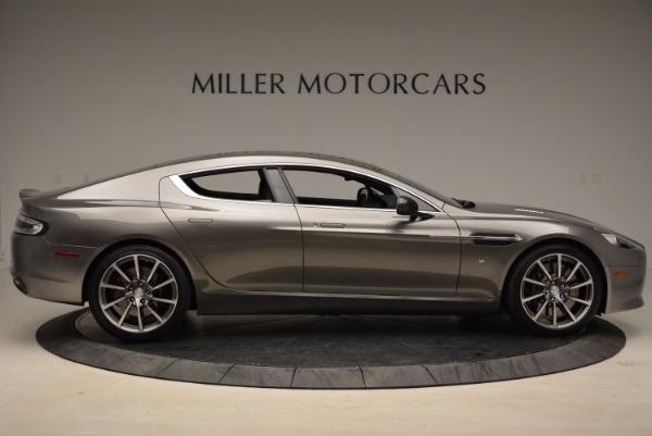 Used 2017 Aston Martin Rapide S Sedan for sale Sold at Maserati of Westport in Westport CT 06880 9