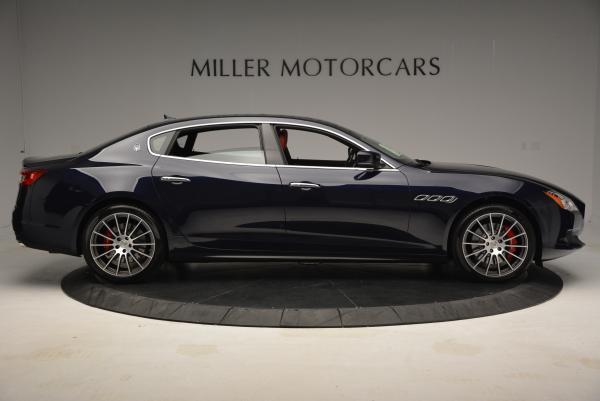 New 2016 Maserati Quattroporte S Q4  *******      DEALER'S  DEMO for sale Sold at Maserati of Westport in Westport CT 06880 10