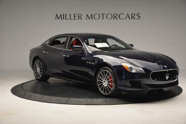 New 2016 Maserati Quattroporte S Q4  *******      DEALER'S  DEMO for sale Sold at Maserati of Westport in Westport CT 06880 12