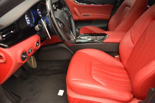 New 2016 Maserati Quattroporte S Q4  *******      DEALER'S  DEMO for sale Sold at Maserati of Westport in Westport CT 06880 15