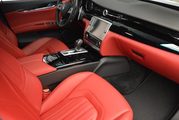 New 2016 Maserati Quattroporte S Q4  *******      DEALER'S  DEMO for sale Sold at Maserati of Westport in Westport CT 06880 22