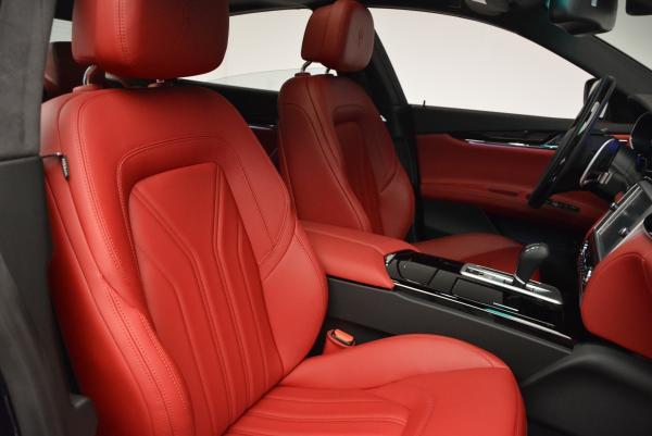 New 2016 Maserati Quattroporte S Q4  *******      DEALER'S  DEMO for sale Sold at Maserati of Westport in Westport CT 06880 24