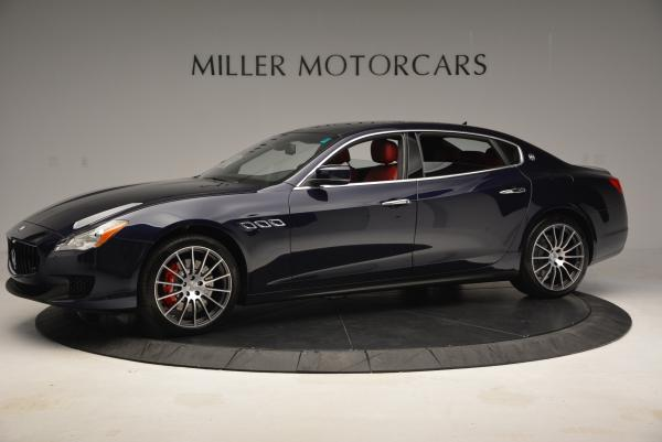 New 2016 Maserati Quattroporte S Q4  *******      DEALER'S  DEMO for sale Sold at Maserati of Westport in Westport CT 06880 3