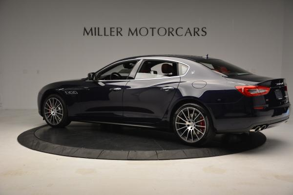 New 2016 Maserati Quattroporte S Q4  *******      DEALER'S  DEMO for sale Sold at Maserati of Westport in Westport CT 06880 5