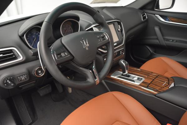 Used 2016 Maserati Ghibli S Q4 for sale Sold at Maserati of Westport in Westport CT 06880 14