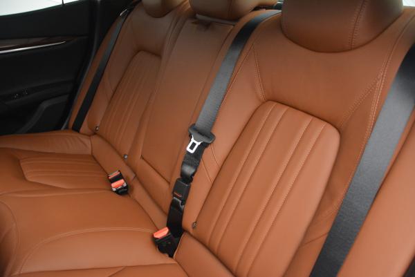 Used 2016 Maserati Ghibli S Q4 for sale Sold at Maserati of Westport in Westport CT 06880 19