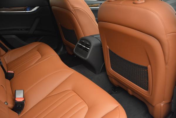 Used 2016 Maserati Ghibli S Q4 for sale Sold at Maserati of Westport in Westport CT 06880 23