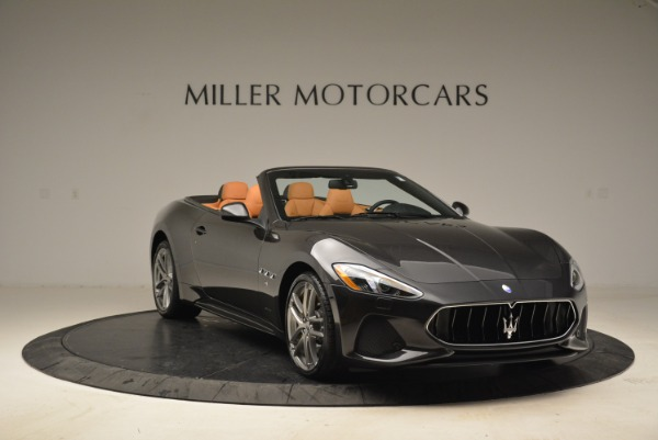 Used 2018 Maserati GranTurismo Sport Convertible for sale $92,995 at Maserati of Westport in Westport CT 06880 10